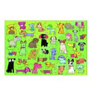 Innovative Kids Green Start Puppy Palooza Floor Puzzle