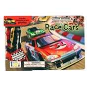 Innovative Kids Junior Groovies Race Cars Storybook