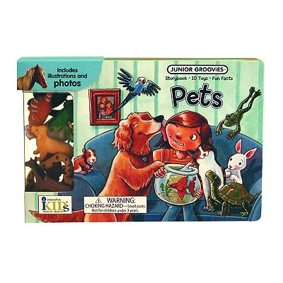 Innovative Kids Junior Groovies Pets Storybook