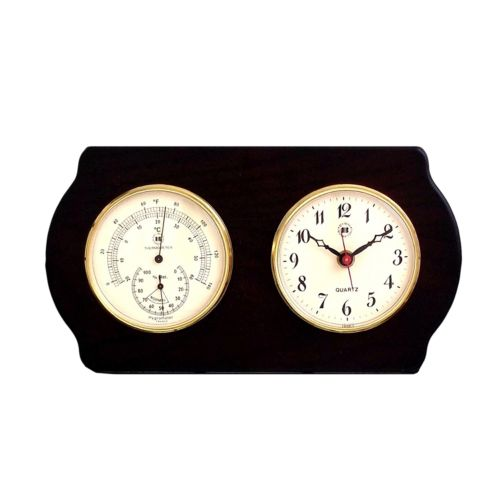 Wood Multifunction Wall Clock