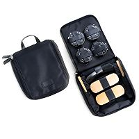9-pc. Suede Shoe Shine Kit