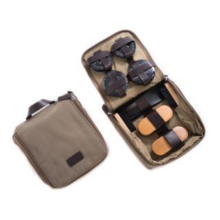 9-pc. Suede Shoe Shine Kit