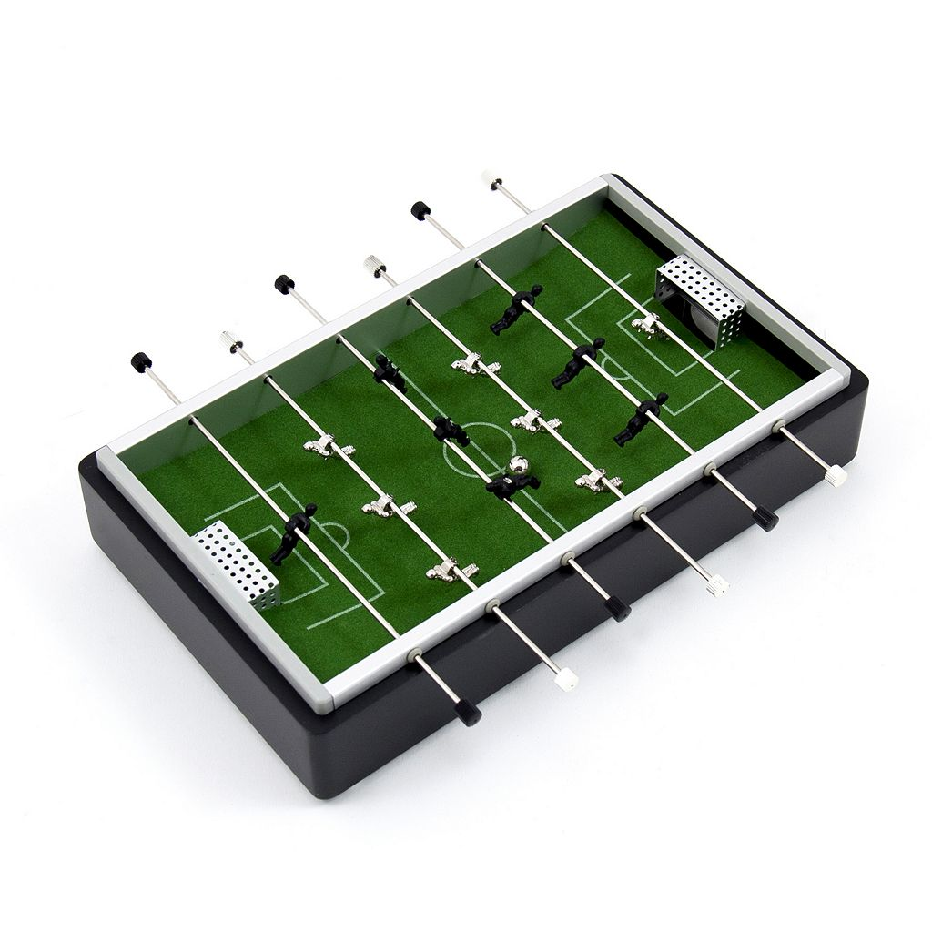 Ebony Desktop Foosball Game