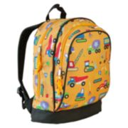 Wildkin Olive Kids Under Construction Sidekick Backpack - Kids