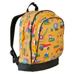 Wildkin Olive Kids Under Construction Sidekick Backpack - Kids