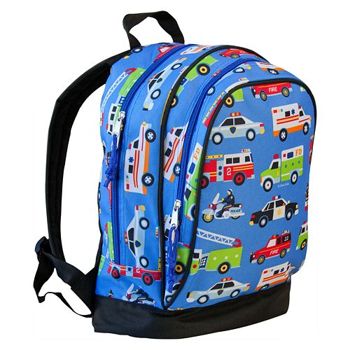 Wildkin Olive Kids Heroes Sidekick Backpack - Kids