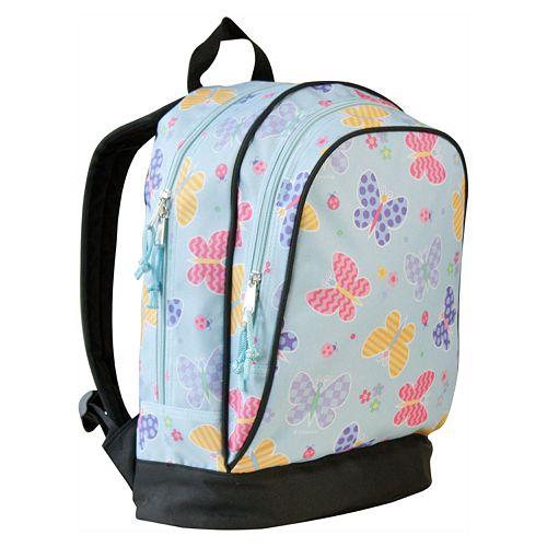 Wildkin Olive Kids Butterfly Garden Sidekick Backpack - Kids