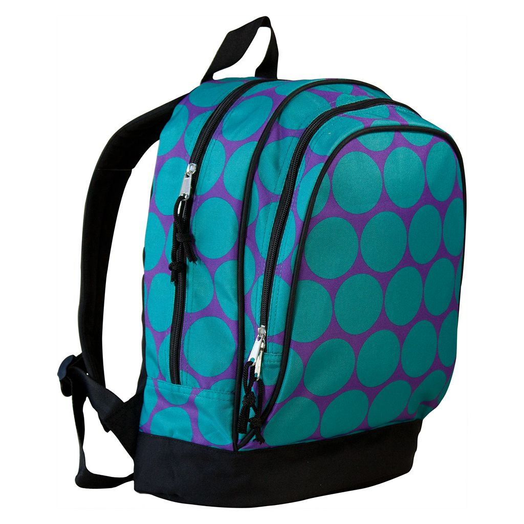 Wildkin Big Dots Sidekick Backpack - Kids