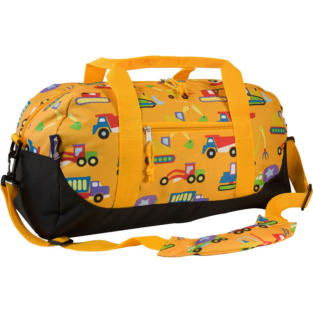 Wildkin Olive Kids Under Construction Duffel Bag - Kids