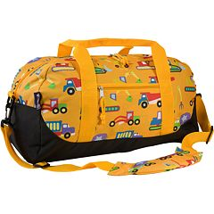 Wildkin Olive Kids Under Construction Duffel Bag - Kids