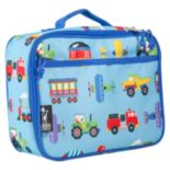 Wildkin Olive Kids Trains, Planes & Trucks Lunch Box