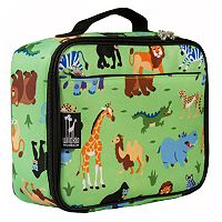 Wildkin Olive Kids Wild Animals Lunch Box