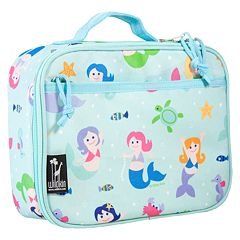 Wildkin Olive Kids Mermaids Lunch Box