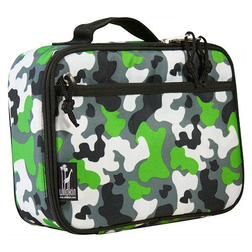 Wildkin Camo Lunch Box