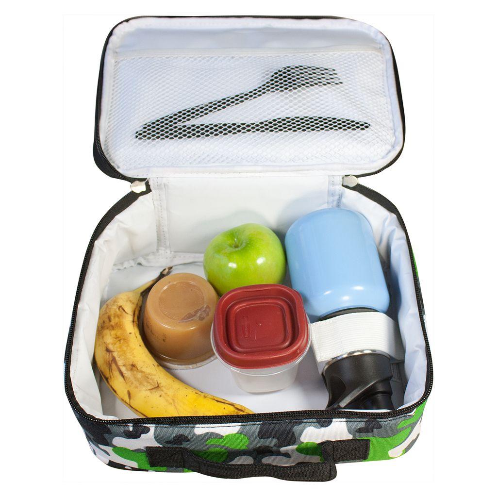 Wildkin Camo Lunch Box