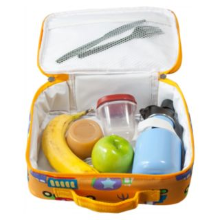 Wildkin Olive Kids Under Construction Lunch Box