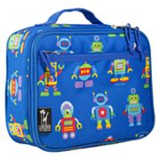 Wildkin Olive Kids Robots Lunch Box