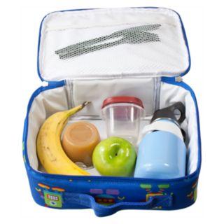 Wildkin Olive Kids Robots Lunch Box