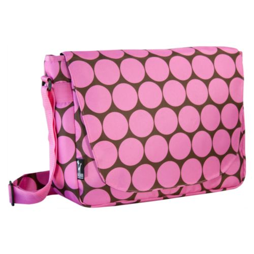 Wildkin Big Dots Laptop Messenger Bag - Kids