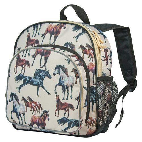 Wildkin Horse Dreams Pack N Snack Backpack Kids