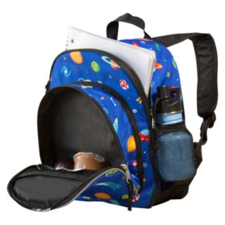 Wildkin Olive Kids Out of This World Pack 'n Snack Backpack - Kids