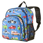 Wildkin Olive Kids Heroes Pack 'n Snack Backpack - Kids