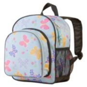 Wildkin Olive Kids Butterfly Garden Pack 'n Snack Backpack - Kids