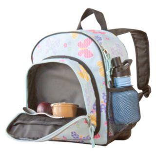 Wildkin Olive Kids Butterfly Garden Pack 'n Snack Backpack - Kids