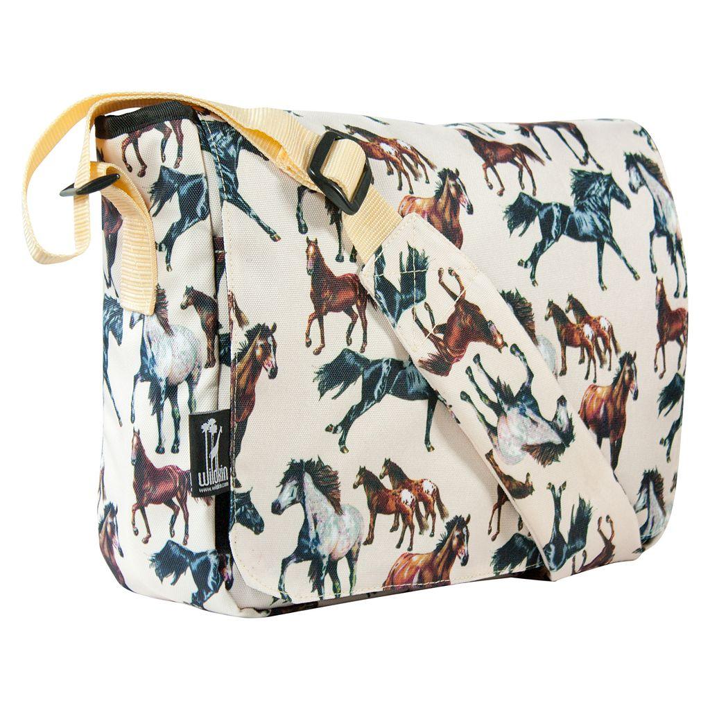 Wildkin Horse Dreams Kickstart Messenger Bag - Kids