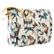 Wildkin Horse Dreams Kickstart Messenger Bag - Kids