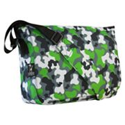 Wildkin Camo Kickstart Messenger Bag - Kids