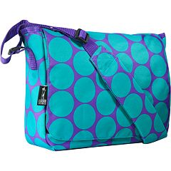 Wildkin Big Dots Kickstart Messenger Bag - Kids