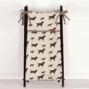 N. Selby by Cotton Tale Houndstooth Hamper
