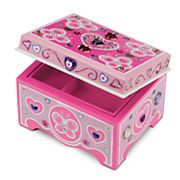 Melissa and Doug DYO Jewelry Box