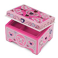 Melissa & Doug DYO Jewelry Box