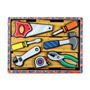 Melissa & Doug Tools Chunky Puzzle