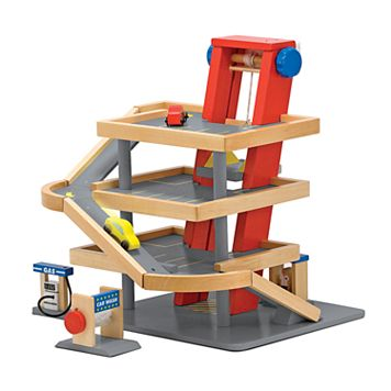 Melissa & Doug Parking Garage Playset