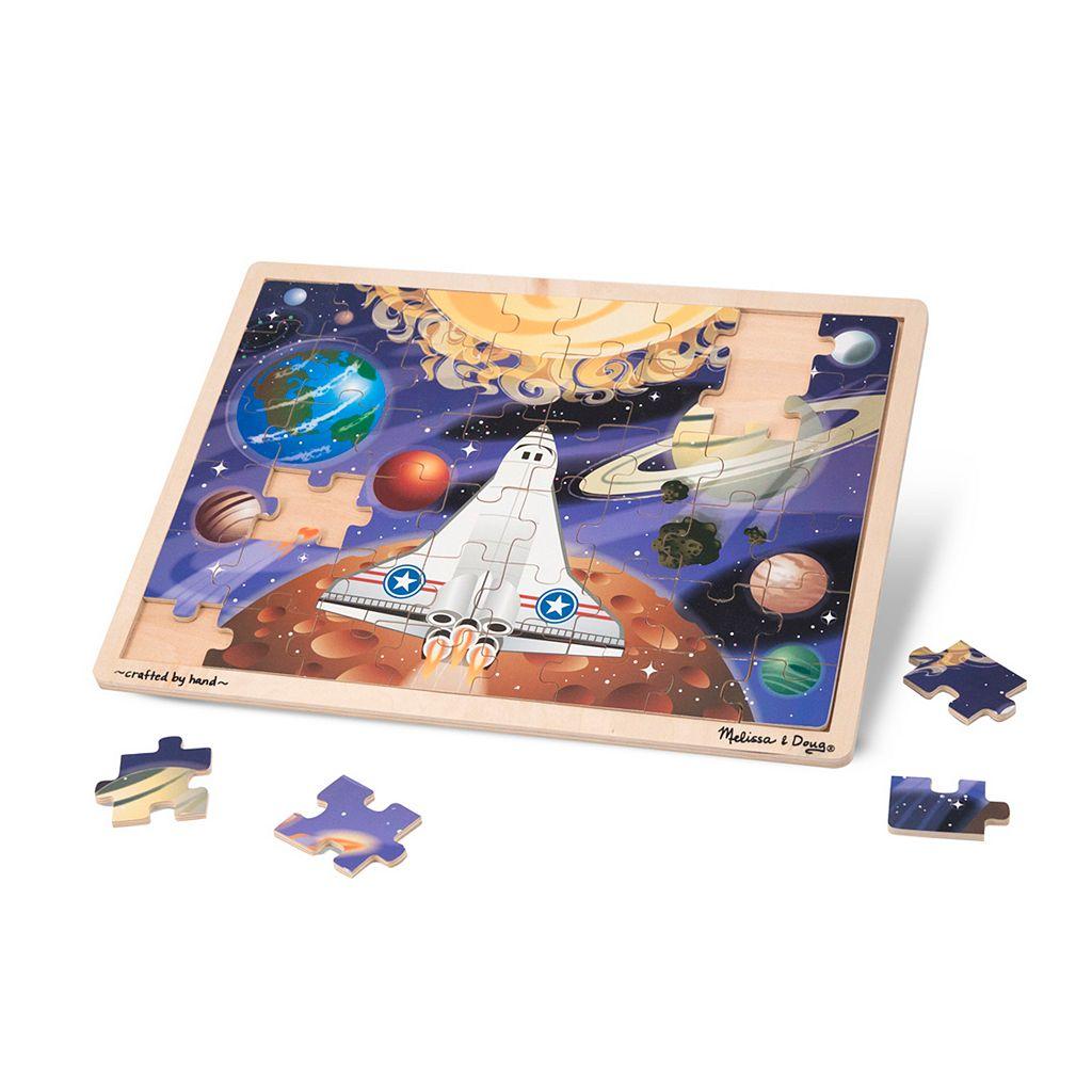 Melissa & Doug 48-pc. Space Voyage Puzzle
