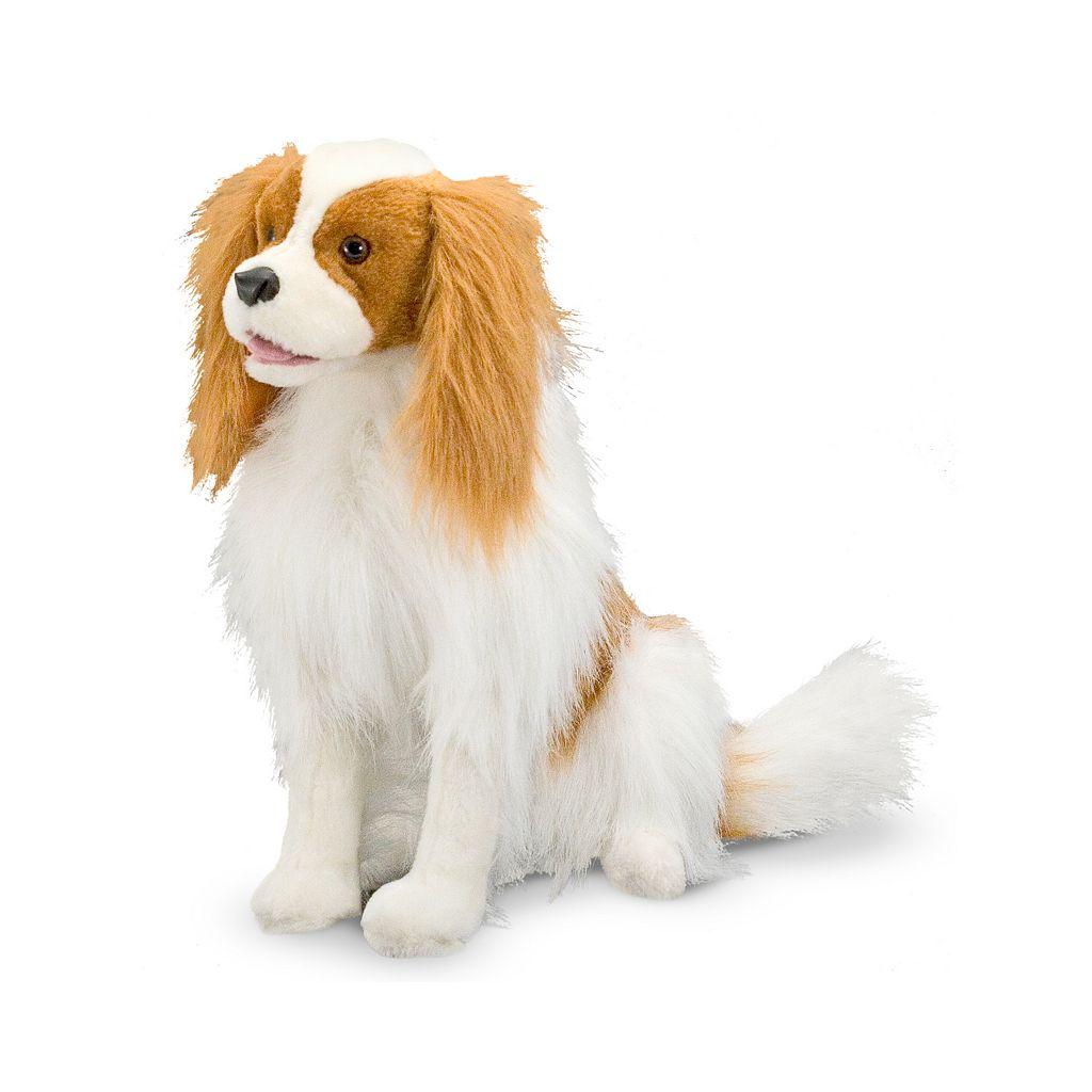 Melissa & Doug Cavalier King Charles Spaniel Dog Giant Plush