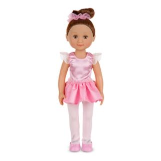 Melissa and Doug Victoria 14-in. Ballerina Doll