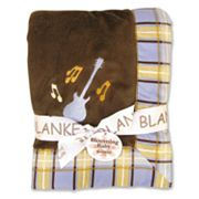 Trend Lab Rock Star Receiving Blanket