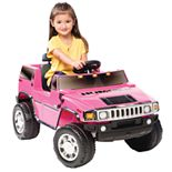 National Products Hummer H2 Ride-On - Pink