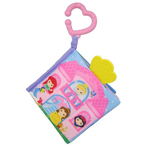 Disney Princess Soft Book by Kids Preferred