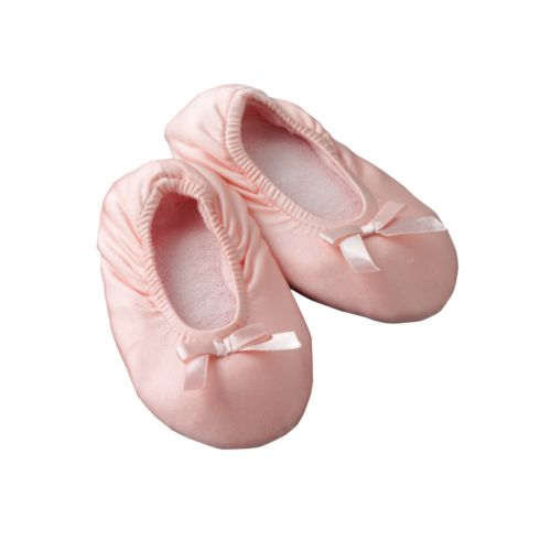 Jacques Moret Dance Slippers - Girls