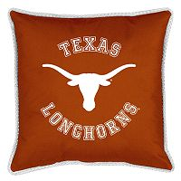 Texas Longhorns Decorative Pillow