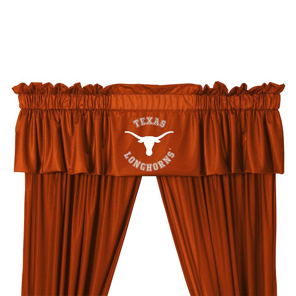 Texas Longhorns Valance - 14'' x 88''