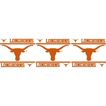 Texas Longhorns Wall Border
