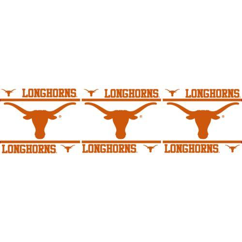 Texas Longhorns Wall Border