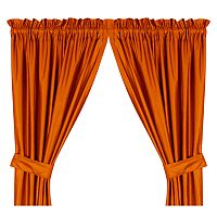 Texas Longhorns Drapes - 41'' x 63''