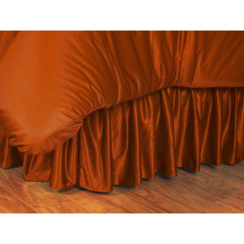Texas Longhorns Bedskirt - Full